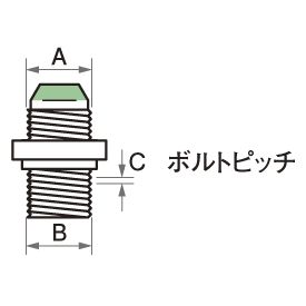 【ACTIVE】配管接頭(AN正牙) - 「Webike-摩托百貨」