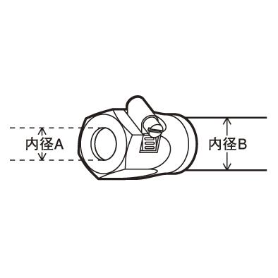 【ACTIVE】配管轉接頭 - 「Webike-摩托百貨」
