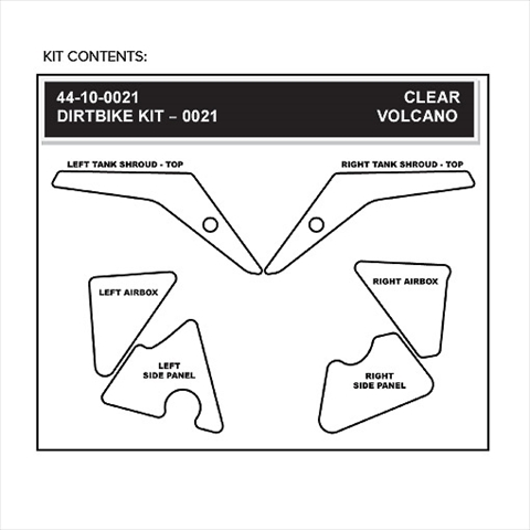 【STOMPGRIP】44-2012 油箱止滑貼 - 「Webike-摩托百貨」