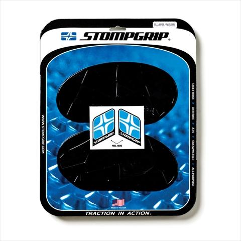 【STOMPGRIP】59-10003B 通用型 楕圓型油箱止滑貼 - 「Webike-摩托百貨」
