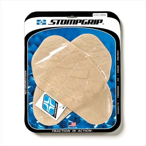 【STOMPGRIP】59-10001 通用型 特殊型油箱止滑貼 - 「Webike-摩托百貨」