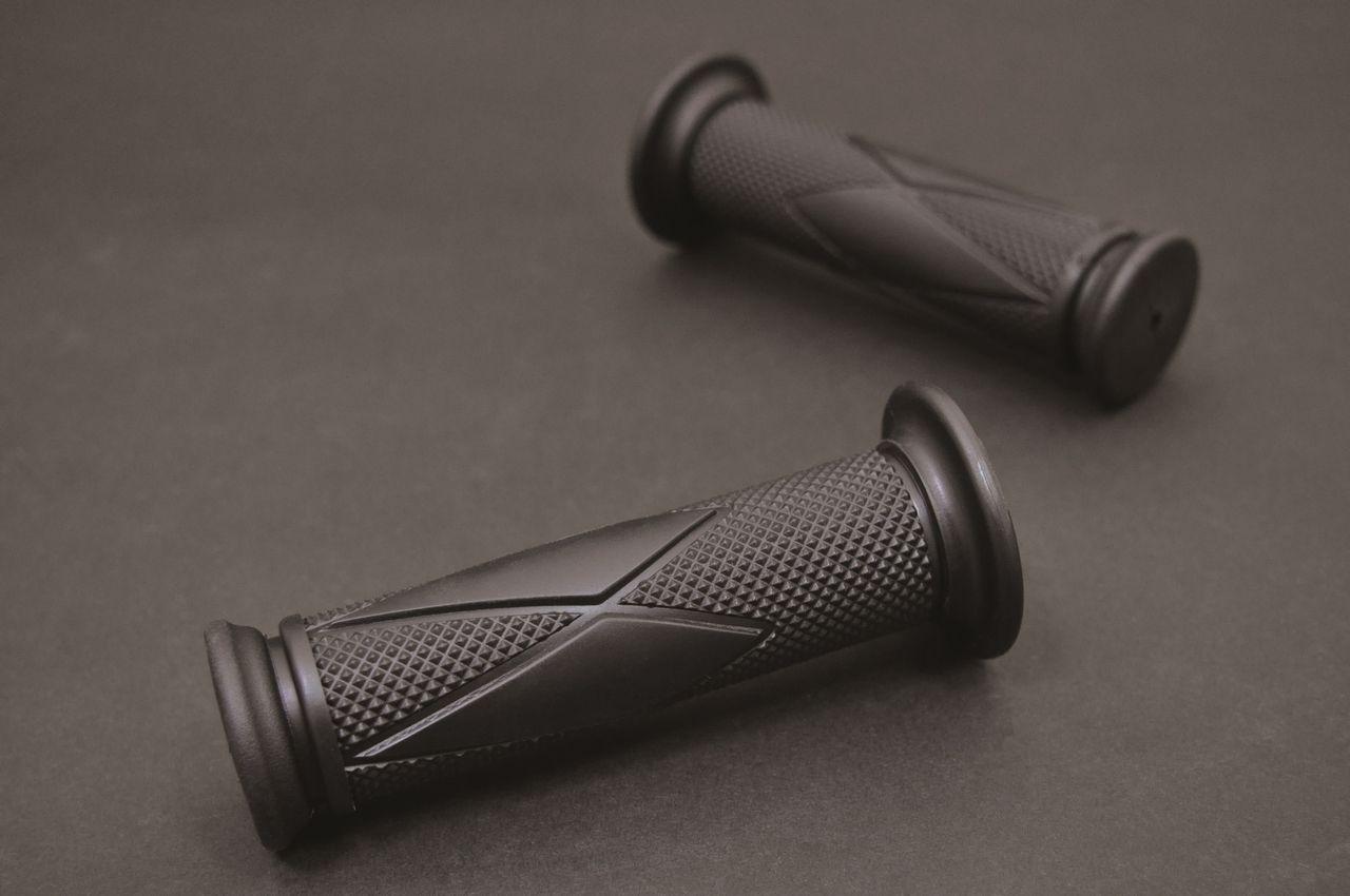 【ALCAN hands】黑色橡膠握把套  Delta - 「Webike-摩托百貨」