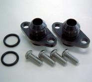 【ACTIVE】直式機油冷卻器套件配管接頭組(維修替換品) - 「Webike-摩托百貨」