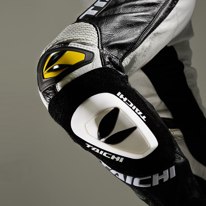 【RS TAICHI】運動型護膝(一對) - 「Webike-摩托百貨」
