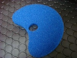 【KN企劃】傳動箱濾網 (藍色) - 「Webike-摩托百貨」