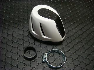 【KN企劃】BCD 空氣濾芯 【白色/黑色 STAIN CAP】 - 「Webike-摩托百貨」