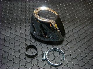 【KN企劃】BCD 空氣濾芯 【CROME/黑色 STAIN CAP】 - 「Webike-摩托百貨」