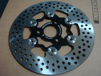 【KN企劃】Address V125 ENERGUMEN 200mm 煞車碟盤 (Race Type) - 「Webike-摩托百貨」
