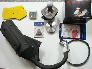 【KN企劃】動力升級套件 - 「Webike-摩托百貨」