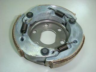 【KN企劃】強化離合器 DIO系列III 加寬離合器蹄片【蹄片面積65mm/586g】 - 「Webike-摩托百貨」