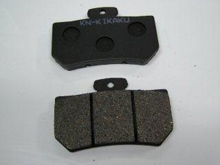 【KN企劃】KN企劃 4POT 煞車卡鉗用 【維修用 煞車來令片】 - 「Webike-摩托百貨」
