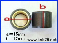 【KN企劃】普立珠 15×12 YAMAHA車系 (11.5g) - 「Webike-摩托百貨」