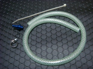 【KN企劃】通氣管套件 YAMAHA系 <藍色> - 「Webike-摩托百貨」