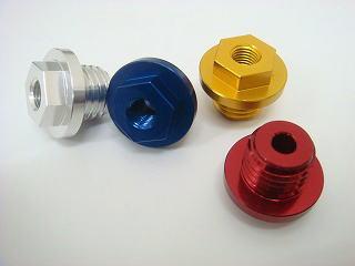 【KN企劃】通氣螺絲 (藍色) BH-04 - 「Webike-摩托百貨」