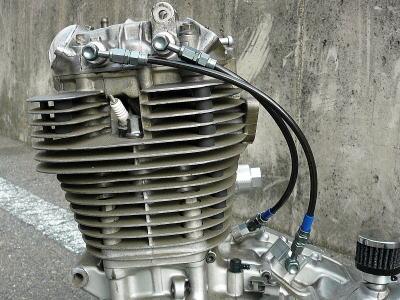 【BORE ACE】雙金屬機油油管組 - 「Webike-摩托百貨」