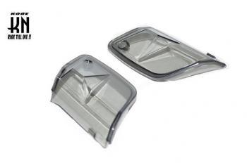 【KN企劃】Gyro Multi Reflector LED燈套件用 前/燻黑色燈殼 - 「Webike-摩托百貨」