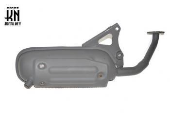 【KN企劃】BWS50(5DA) 補修・維修消音器 - 「Webike-摩托百貨」