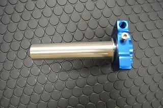 【KN企劃】鋁合金油門座 Type3 (藍色) - 「Webike-摩托百貨」