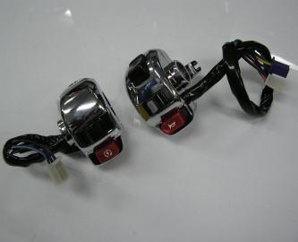 【KN企劃】電鍍把手開關蓋  (通用型底座) - 「Webike-摩托百貨」