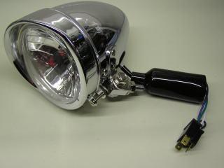 【KN企劃】 通用型  American Rocket Type 頭燈 H4 Type 2 - 「Webike-摩托百貨」