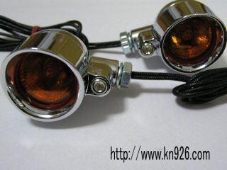 【KN企劃】 通用型 方向燈 Type 1 - 「Webike-摩托百貨」