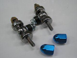 【KN企劃】 通用型 把手支架 (付藍色螺絲蓋) - 「Webike-摩托百貨」