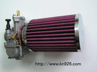 【KN企劃】通用型空氣濾芯 加大化油器用 - 「Webike-摩托百貨」