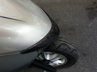 【KN企劃】碳纖維前鼻罩 - 「Webike-摩托百貨」