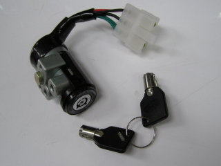 【KN企劃】主鑰匙  6極耦合型 (防盜型) (DIO/SUPER DIO) - 「Webike-摩托百貨」