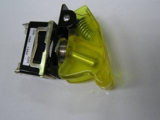 【KN企劃】 通用型  開關套件 (透明黃色) - 「Webike-摩托百貨」