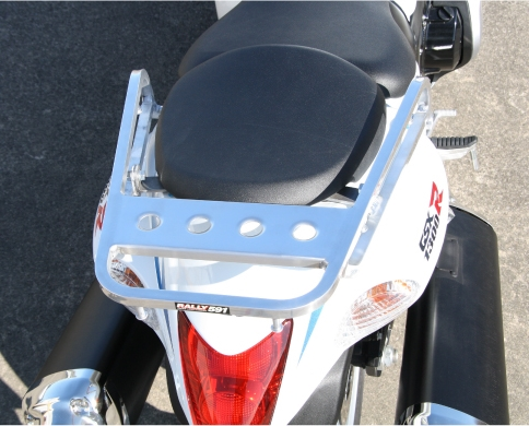 【ROUGH&ROAD】RALLY591超輕型後貨架 - 「Webike-摩托百貨」