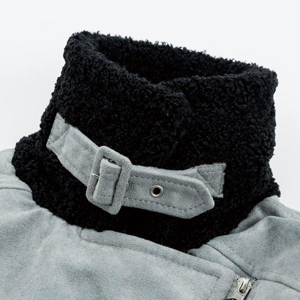【HONDA RIDING GEAR】【Honda CLASSICS】領子鋪毛女用外套 - 「Webike-摩托百貨」