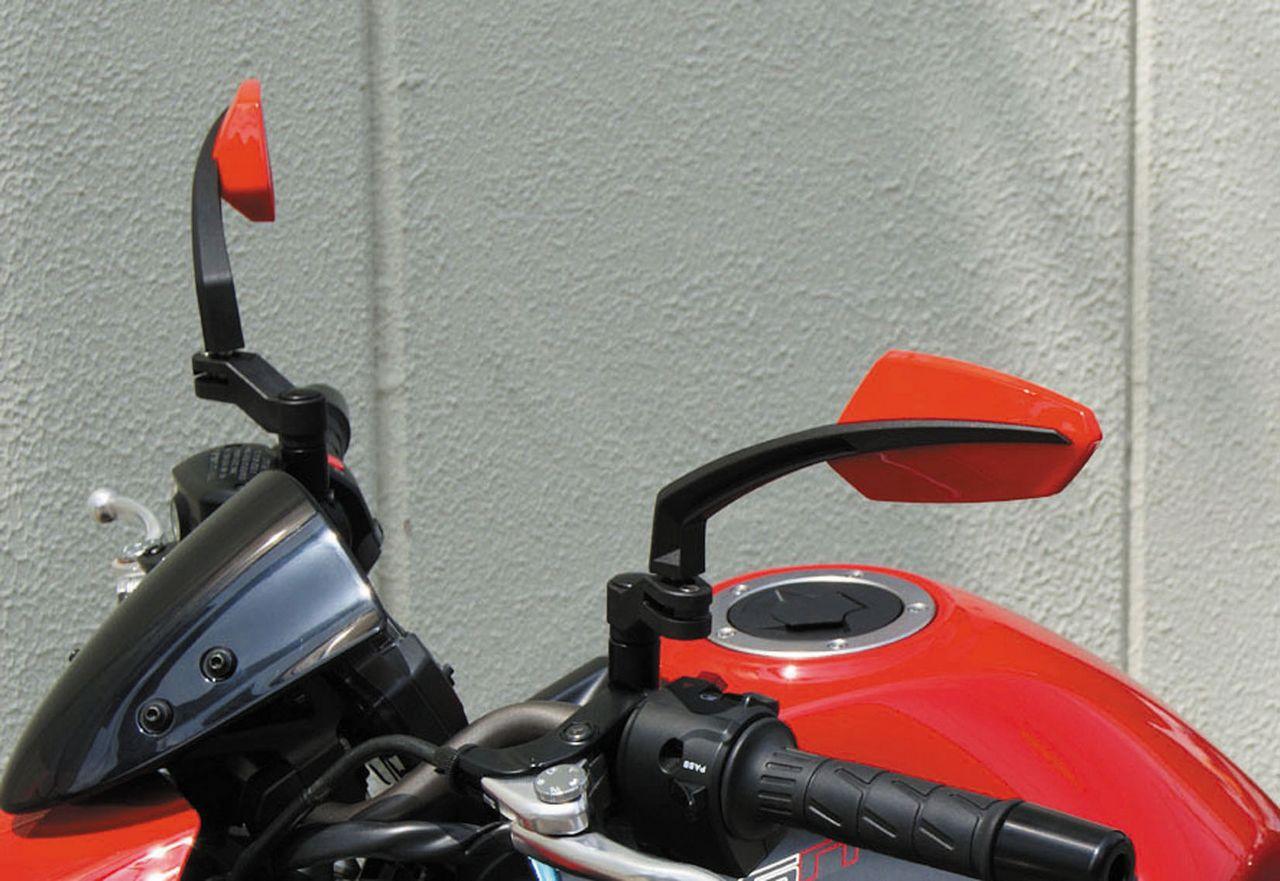 【KIJIMA】MAG彩色後視鏡 - 「Webike-摩托百貨」