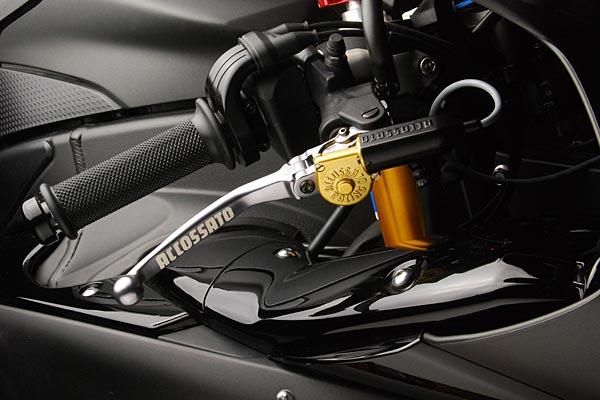 【ACCOSSATO】電子煞車拉桿調整器+煞車拉桿 - 「Webike-摩托百貨」