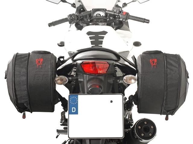 【SW-MOTECH】Sport 側行李箱組 - 「Webike-摩托百貨」