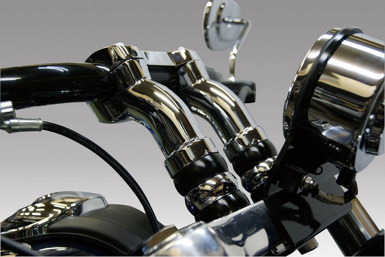 【KIJIMA】把手增高墊片 - 「Webike-摩托百貨」
