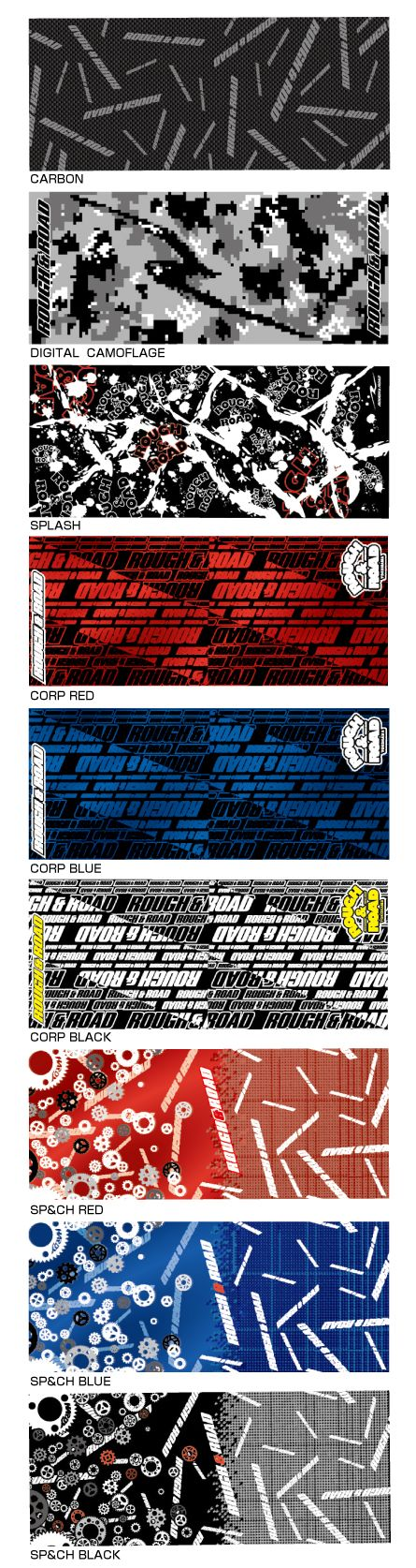【ROUGH&ROAD】多功能護套 - 「Webike-摩托百貨」