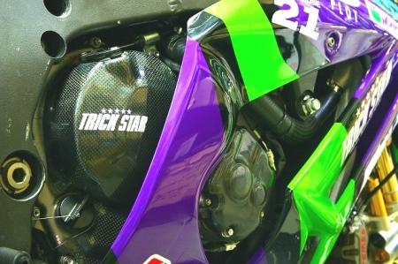 【TRICK STAR】感應線圈護蓋 - 「Webike-摩托百貨」