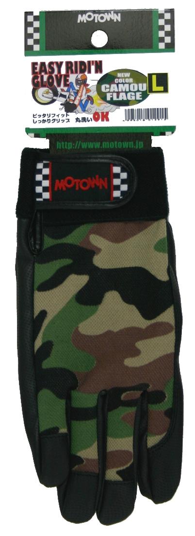 【MOTOWN】輕鬆騎乘手套 - 「Webike-摩托百貨」