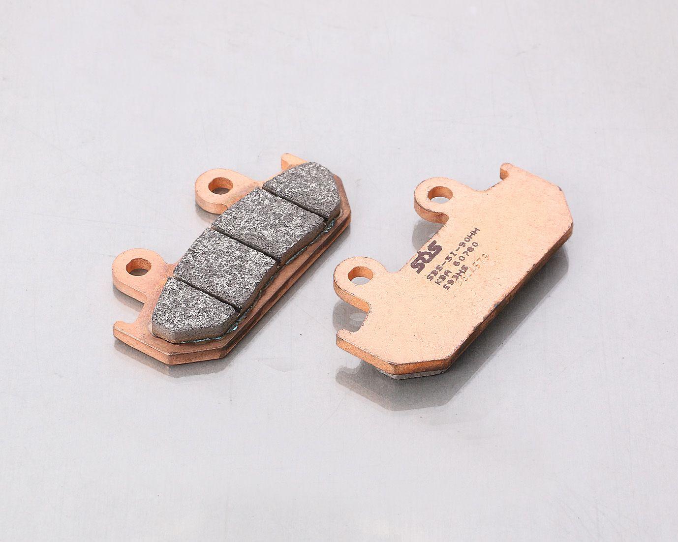 【SBS】道路版 金屬燒結煞車來令片 593HS - 「Webike-摩托百貨」