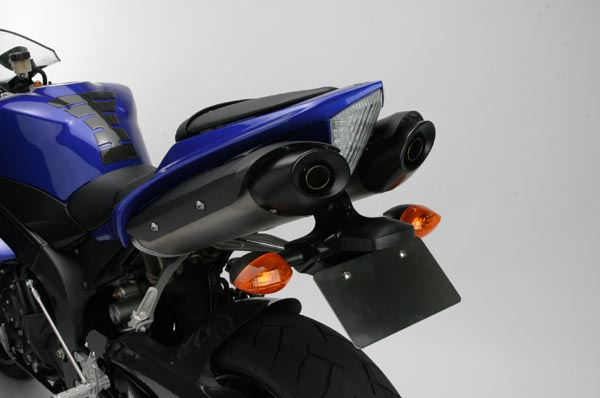 【SPICE】TACTICAL 尾燈套件 - 「Webike-摩托百貨」