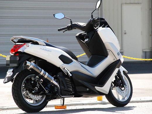 【M-SOUL】武蔵改EX 全段排氣管 (金屬黑色) - 「Webike-摩托百貨」