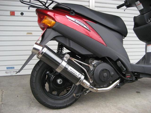 【M-SOUL】武蔵改 SPEC-R不銹鋼全段排氣管 - 「Webike-摩托百貨」