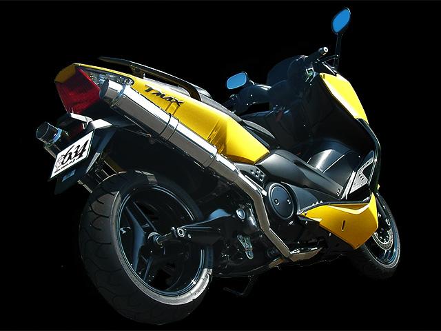 【M-SOUL】SPEC-R 鈦合金雙尾管全段排氣管 - 「Webike-摩托百貨」