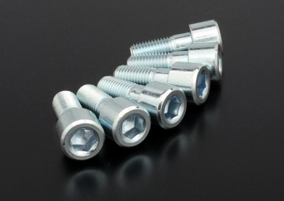 【PMC】螺絲組(6PC)齒盤安裝 - 「Webike-摩托百貨」