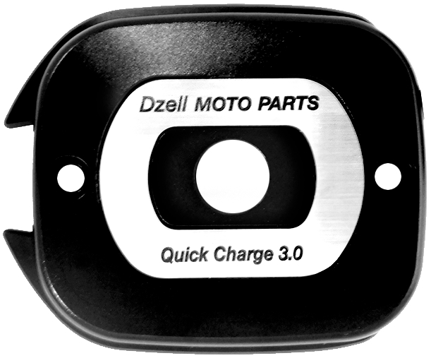 Dzell USB 雙插口 HD-03