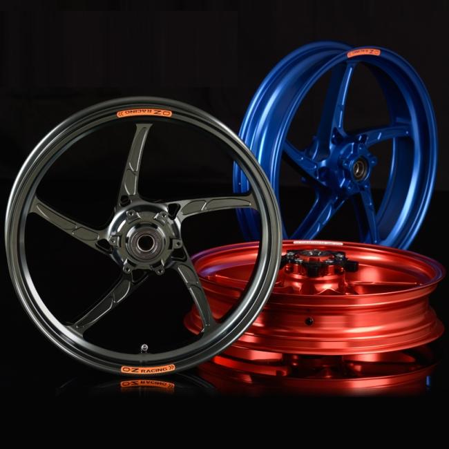 【OZ RACING】OZ-5S PIEGA 輪框 - 「Webike-摩托百貨」