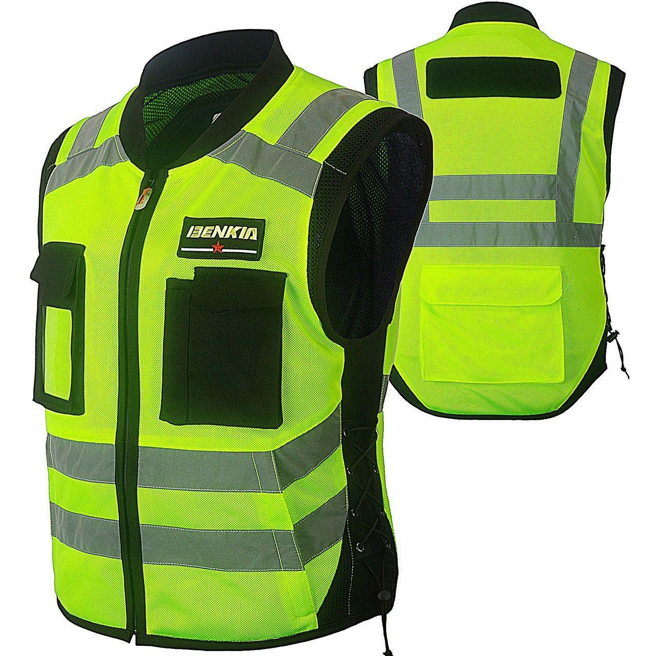 HDF-JK15 Safety Vest