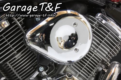 【Garage T&F】Tear Drop空氣濾清器套件 - 「Webike-摩托百貨」