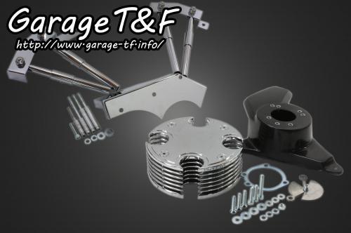 【Garage T&F】Billet I 空氣濾清器&推桿外蓋組 - 「Webike-摩托百貨」